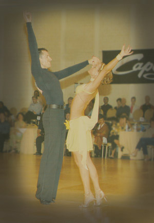 pasodoble in competition